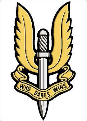 Специальная воздушная служба - SAS