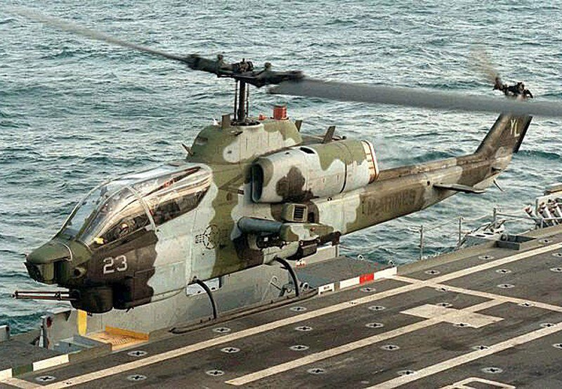 AH-1 Huey Cobra (США)