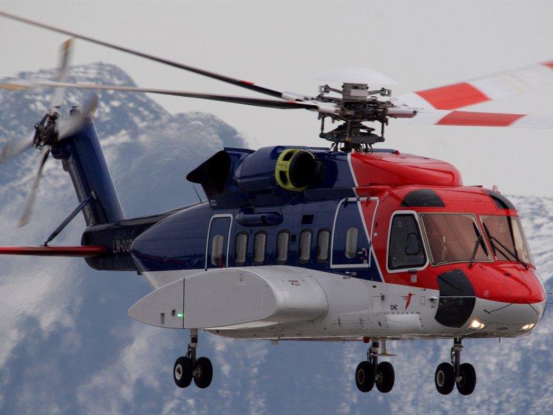 Sikorsky S-92 Superhawk(США)