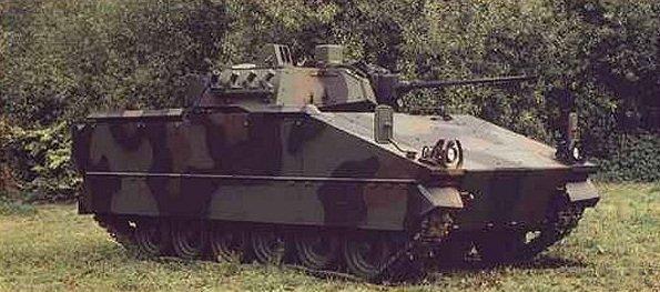 Боевая машина пехоты «TH-495» (Германия)