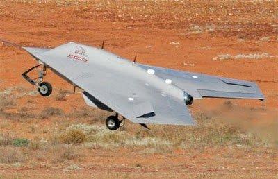 Беспилотный летательный аппарат RQ-170 Sentinel (США)