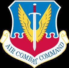 Боевое авиационное командование ВВС США - Air Combat Command (ACC)