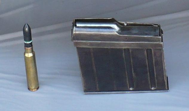 Неполная номенклатура боеприпасов 20×138 мм