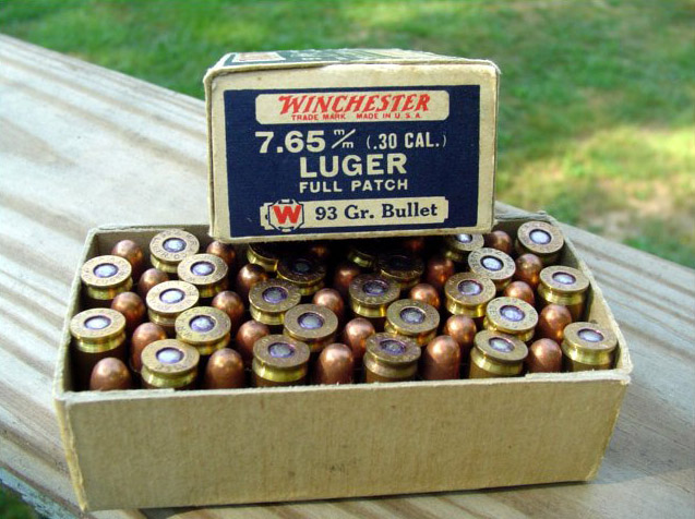 ,65×21 мм патроны фирмы Winchester
