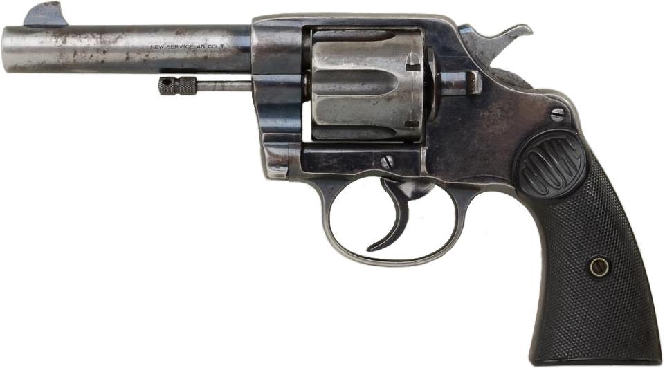 Револьвер Colt New Service
