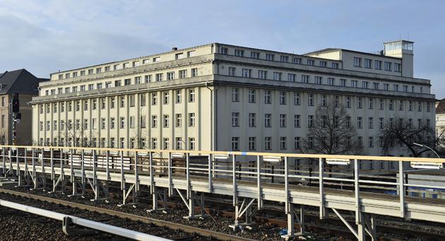 Здание, в котором размещалось Управление вооружений, Берлин