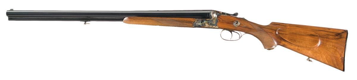 Трехствольное комбинированное ружье Sauer M30