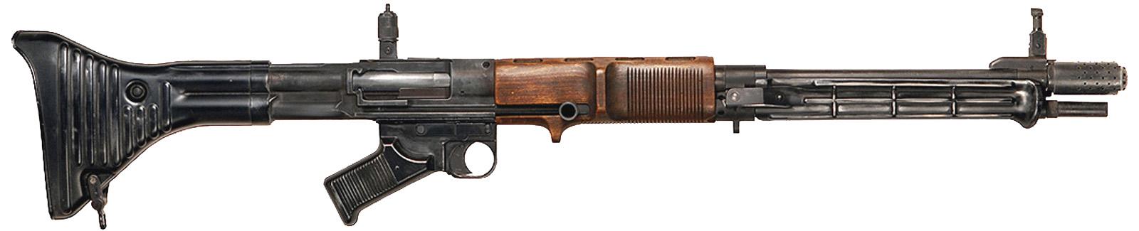 FG-42, модель 1 или «E»