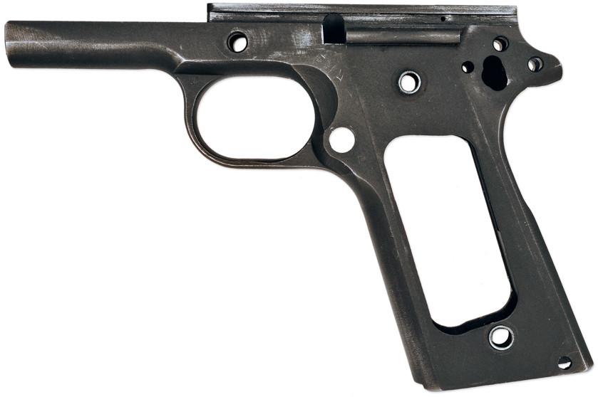 Рамка пистолета Colt M1911A1