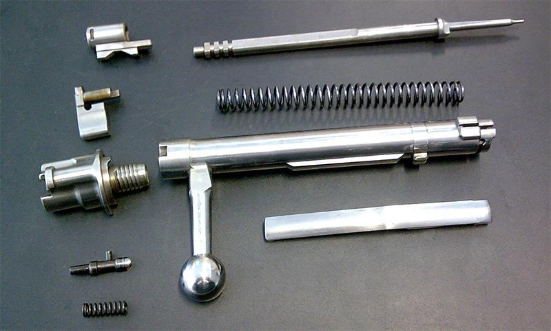 Затвор Mauser 98
