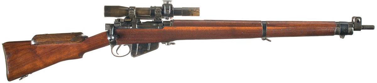 SMLE No.4 Mk. I (T)