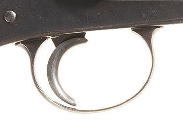 Спусковая скоба револьвера