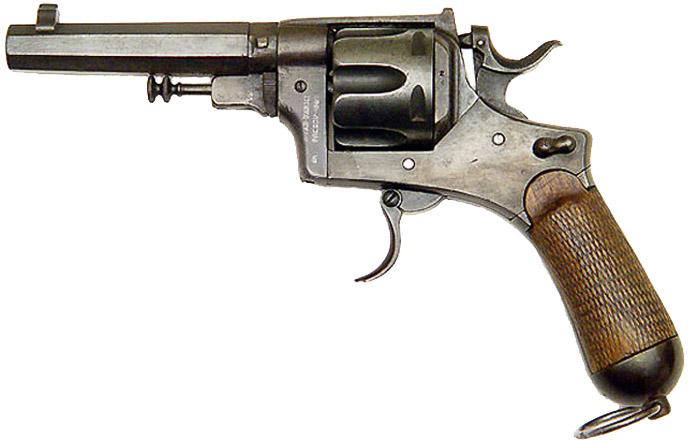 Револьвер Bodeo M1889