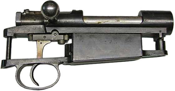 Ствольная коробка шведской винтовки m/96