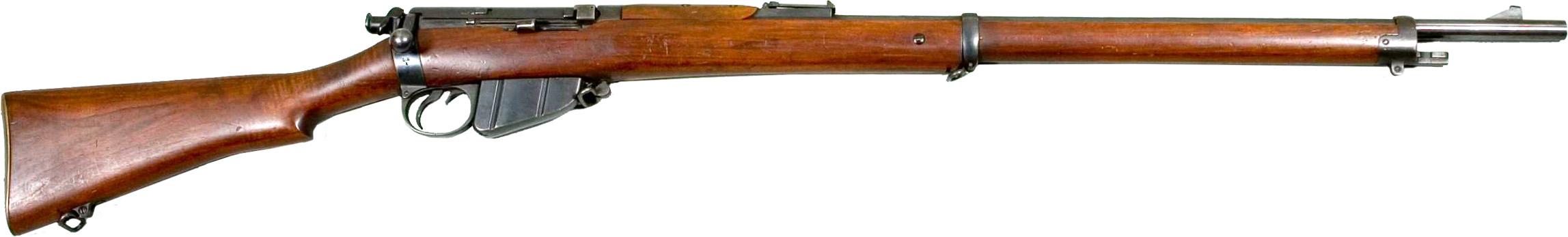 Винтовка Lee–Metford Mk. II