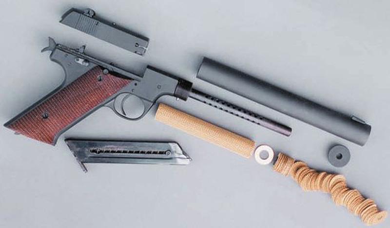 Пистолеты фирмы High Standard