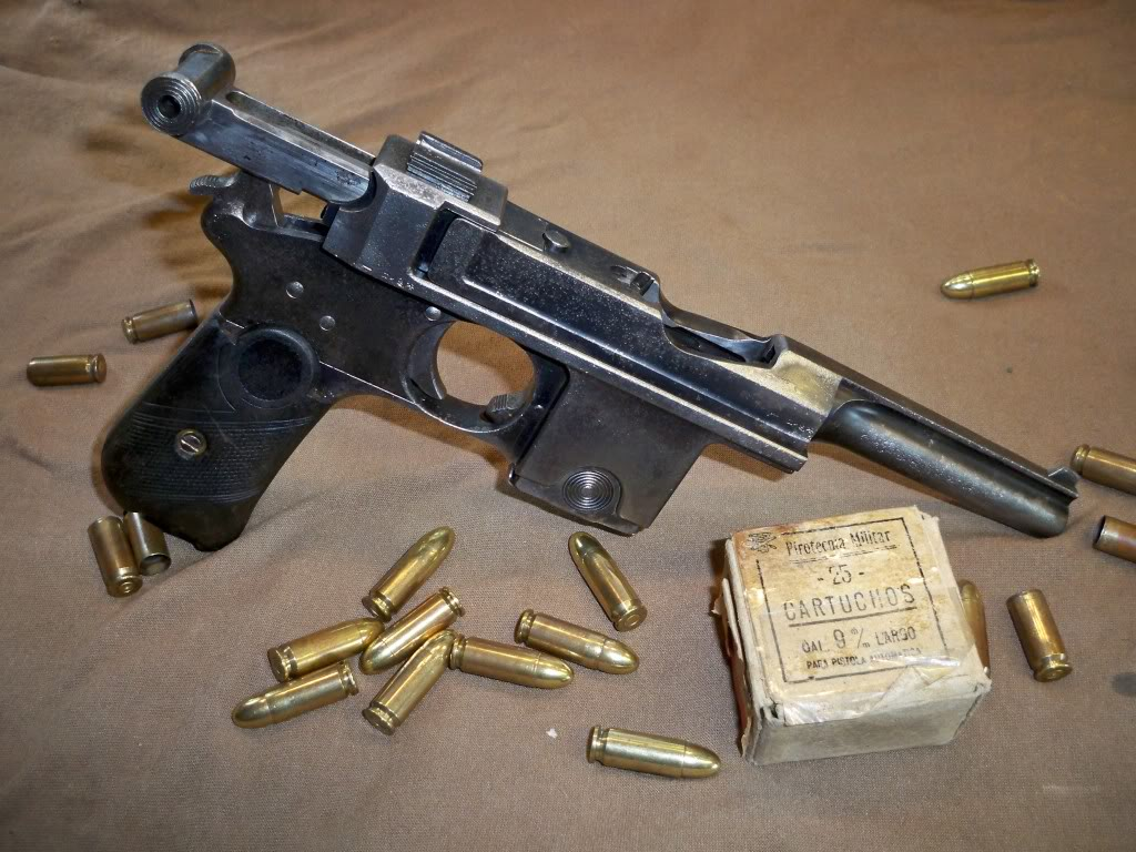 Пистолет Bergmann-Bayard Model 1910