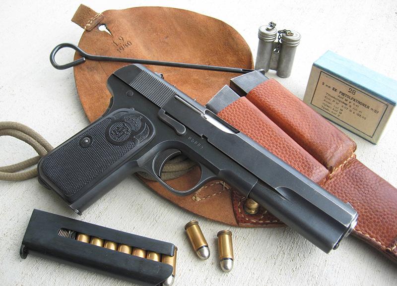 9mm M/1907