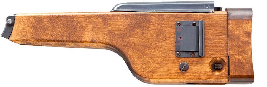 Кобура-приклад для пистолета Lahti L-35