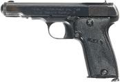 Пистолет MAB модель D, неполная разборка