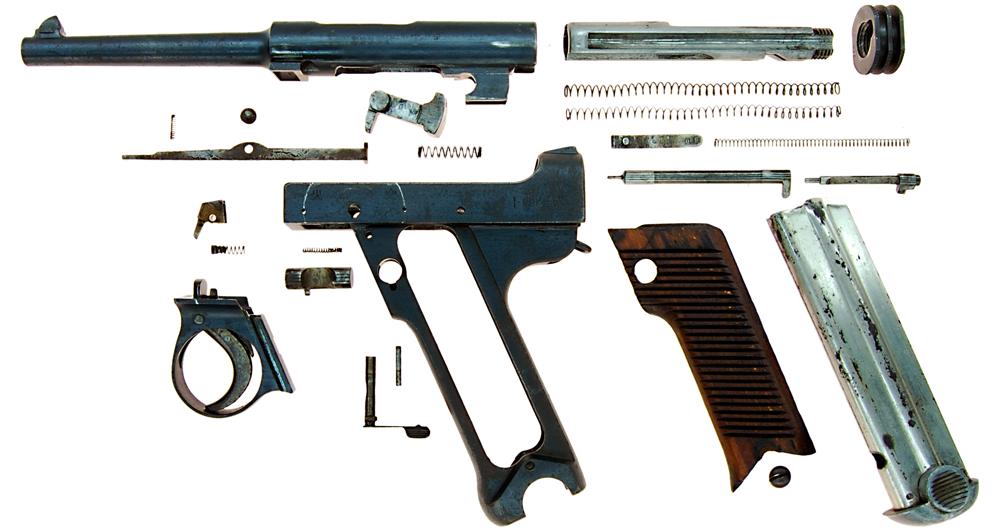 Пистолет Тип 14