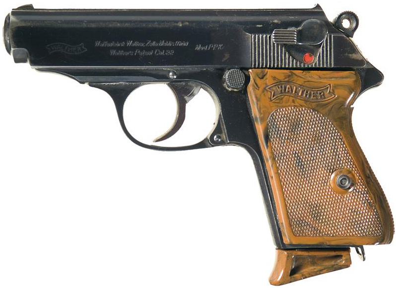 Пистолет Walther PPK .22 калибра