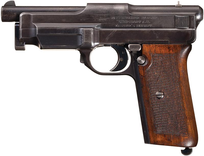Mauser M1912/1914