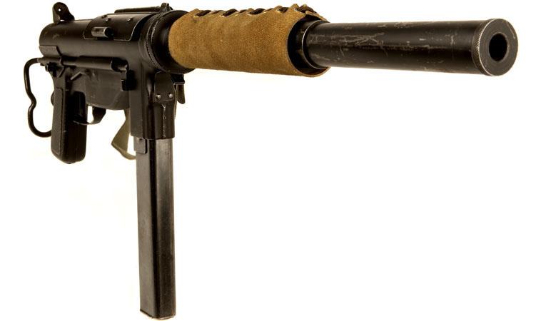 Пистолет-пулемет U.S. 9 mm S.M.G