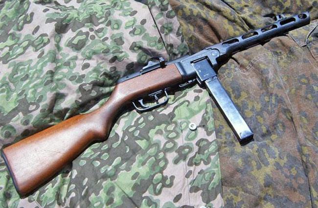 Пистолет-пулемёт MP.41(r)