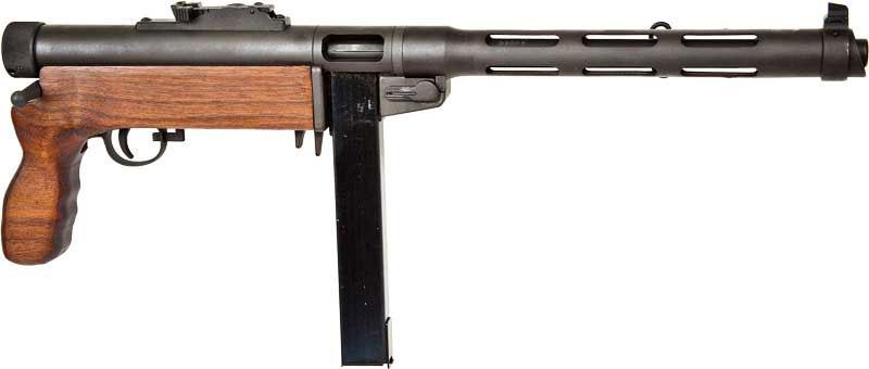 Пистолет-пулемёт Suomi KP/-32 «TANKKI»