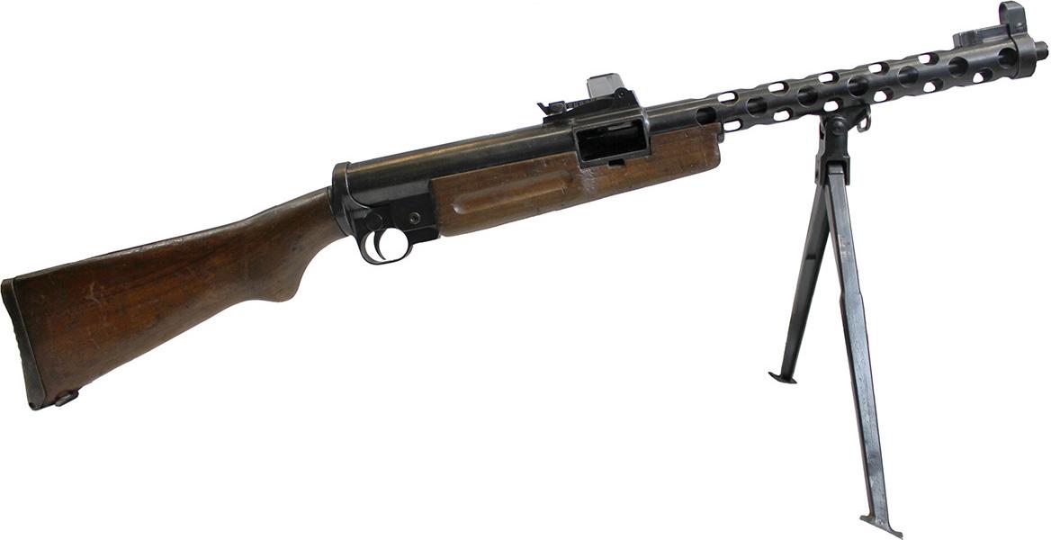 Пистолет-пулемёт ZK-383