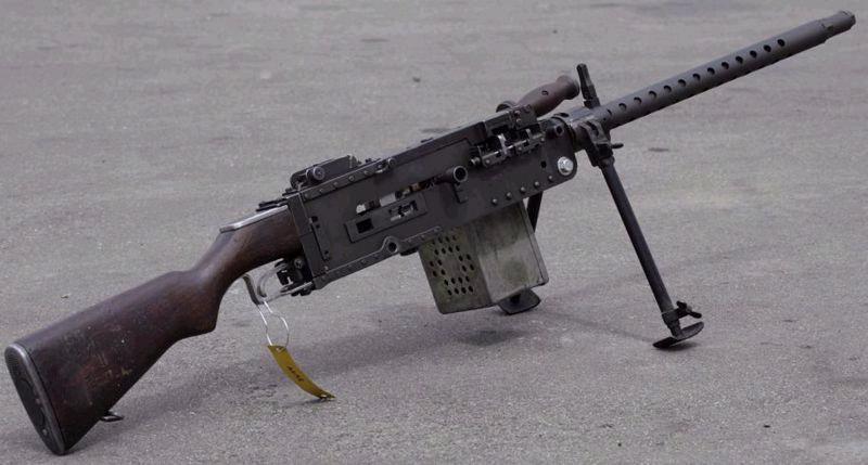 Пулемёт T33