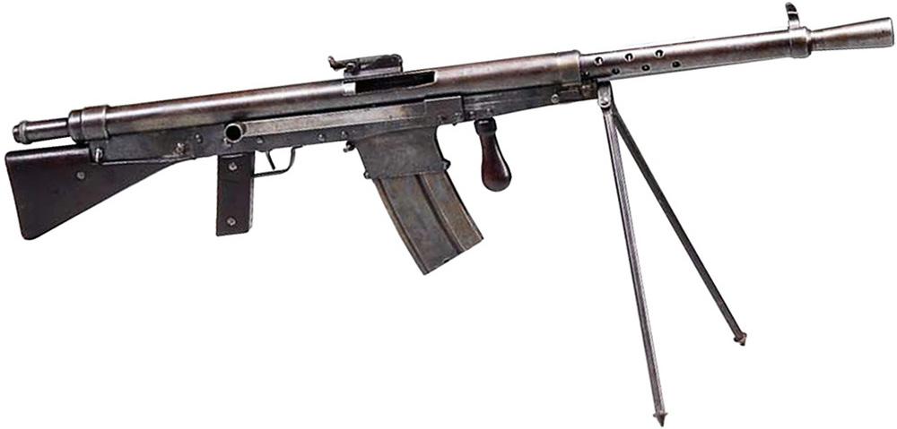 Пулемёт Chauchat M1918