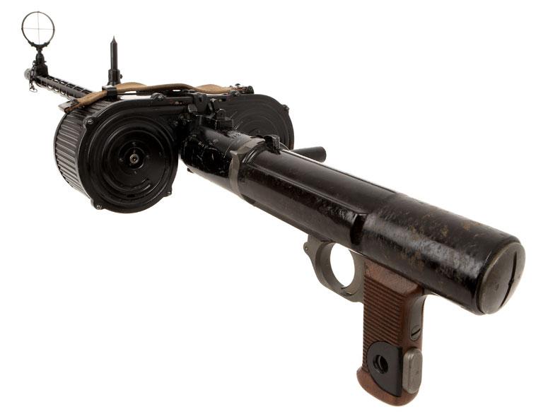 Пулемёт MG 15 в турельном варианте