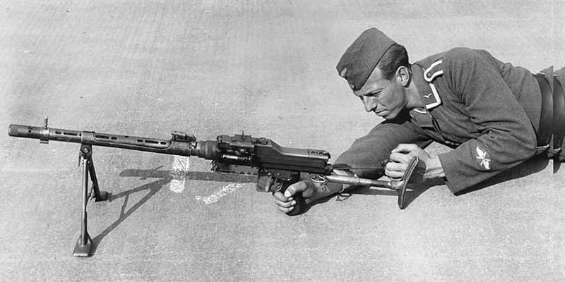 Ручной пулемёт MG 81