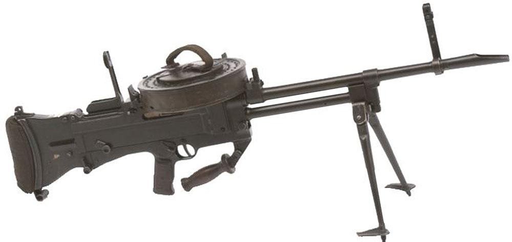 Vickers G.O. No.2 Mk.1 «Land service»