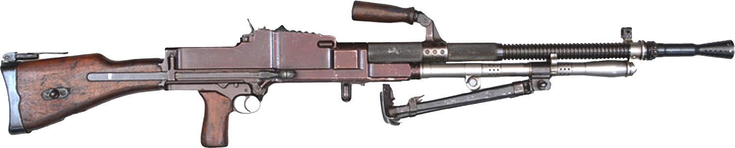 Пулемёт ZB vz. 30