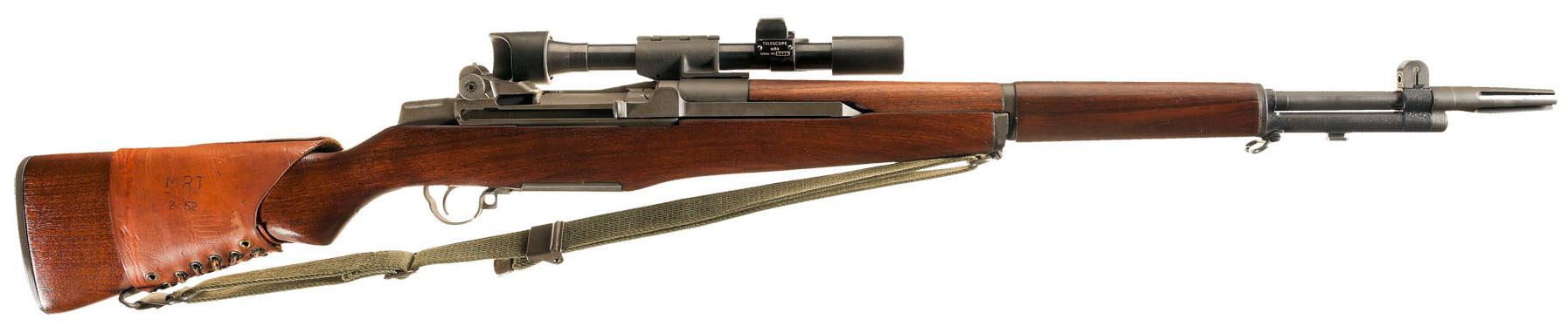 Прототип винтовки Т20
