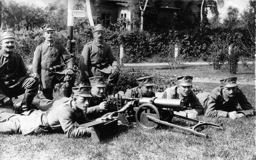 Пулемёт MG 99