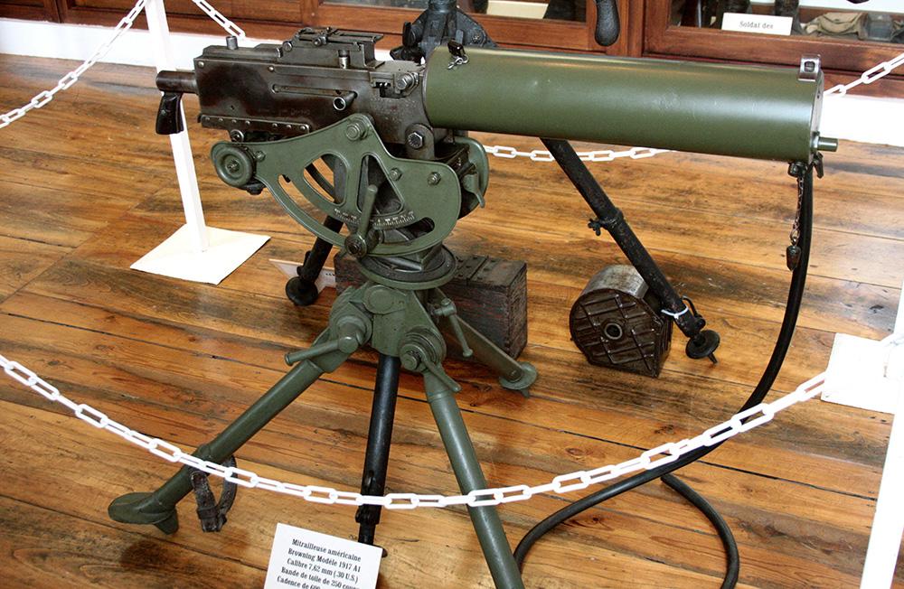 Пулемёт Browning M1917A1