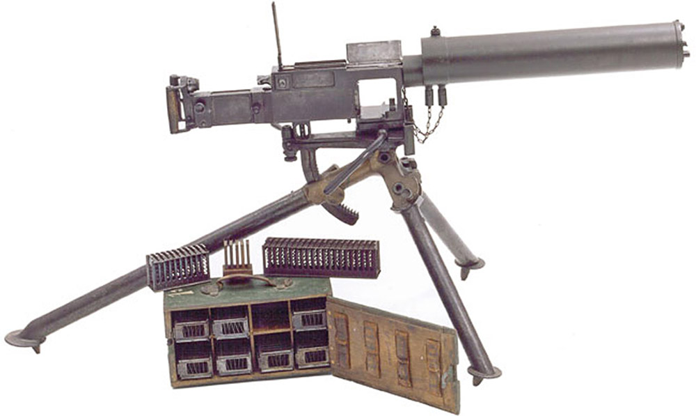 Пулемёт Fiat-Revelli Мod. 1914
