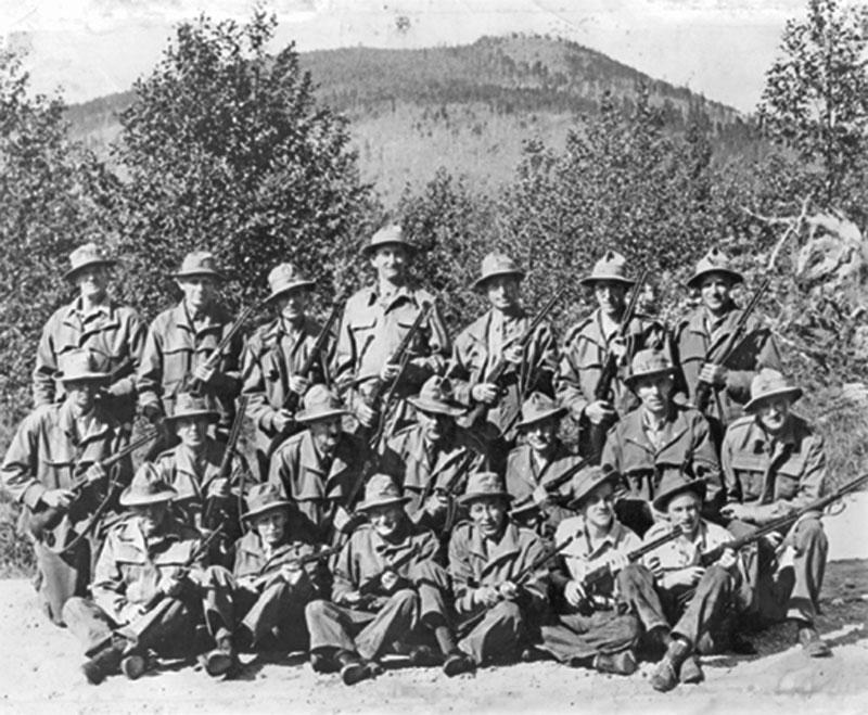 Pacific Coast Militia Rangers