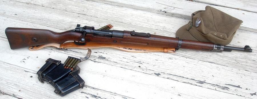Карабин wz. 29