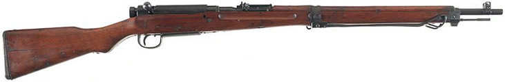 Снайперcкая винтовка Арисака Тип 99