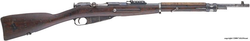 Польский карабин M91/98/25 под патрон 7,92×57 мм Mauser
