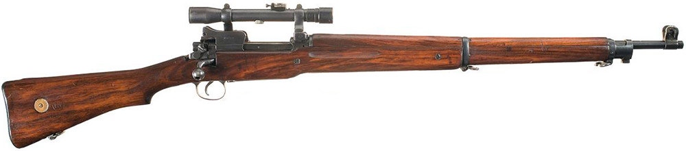 Снайперская винтовка Pattern 1914 Enfield