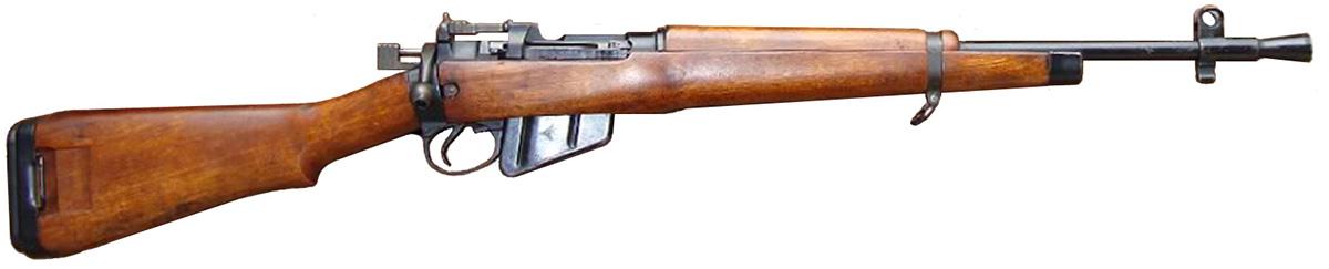 Магазин винтовки Lee-Enfield, вид снизу