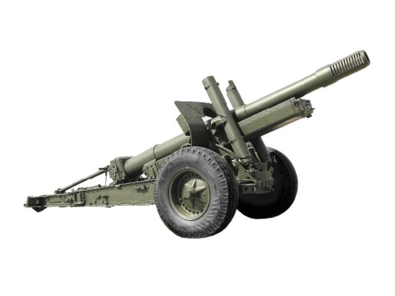 152-мм пушка-гаубица МЛ-20 образца 1937 г.