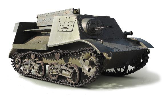 Легкий <a href='https://arsenal-info.ru/b/book/2995468144/8' target='_self'>артиллерийский тягач</a> Т-20 «Комсомолец»
