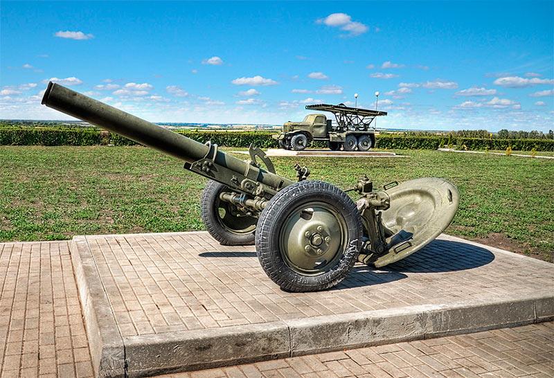 160-мм миномет М-13 образца 1943 г.
